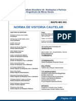 Ibape Mg Norma Cautelar