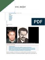 Cuanto Peor, Mejor - Trostky y Kichillof - Ferrer y Apreciación Del Peso - 22-09-2014