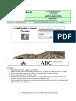 Actualización Laboral Peruana