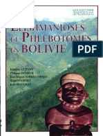 Leishmanioses en Bolivie