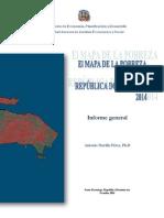 Mapa de La Pobreza 2014 Rep Dom