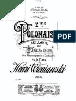 Wieniawski - Polonaise Brilliante No 2.pdf
