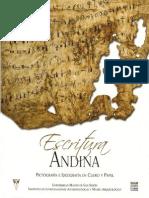 Escritura Andina. Web