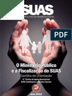 Cartilha SUAS - Ministério Público
