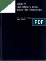 Atlas of Sedimentary Rocks Under Microscope MacKenzie
