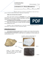 15052051 Rochas Metamorficasficha Informativa