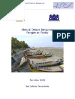 Manual Desain Pengaman Pantai SDC-R-90163-In