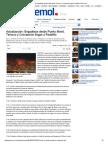 Actualización Incendio Valparaíso Marzo 2015