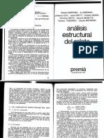 Analisis Estructural Del Relato