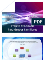 Projeto Shekinah Para Implantação de Grupos Familiares