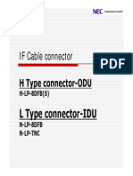 2-4 if Cable Connector Make Instruction