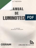 Luminotecnia Manual