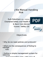 Managing the Manual Handling Risk.ppt
