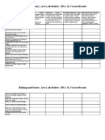 Competency Rubric 111