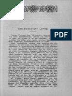 BiografiaDeLosHeroesYCaudillosDeLaIndependenciaTOMO I BenedictoLopez