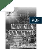 Razonamiento Matemático Pre Universitario