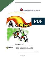 Manual de Access