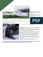 Boeing Testa Avião Híbrido