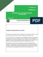 NORMA-N°-7-Informes-de-Auditoría-Interna-y-de-Gestión