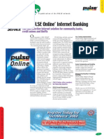 Puls Online Banking System
