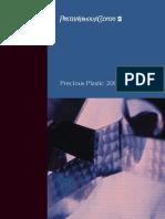 PWC Precious Plastic 2002
