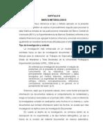 Capitulo III Investigación Documental