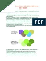 2.4 Diseño de Graficos Con La Paleta WEB