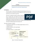 High Speed Portable Pipe Cutting Machine