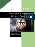 Desorganize Sua Mente e Organize Suas Finanças Finanças