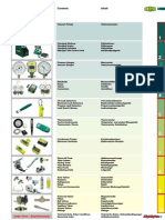 REFCO Catalogue