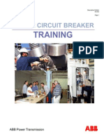 Power Circuit Breaker Training
