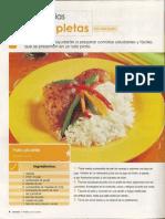 Platillos Con Carne