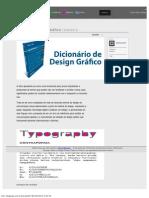 Dicionario Design Grafico