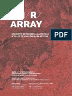 Air Array 2015 Programa