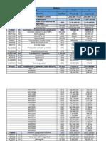 Analisis de Precios Unitarios TRIPOLI