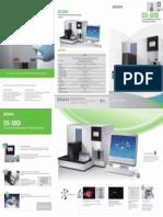 Catalogo DS500i Hematologia