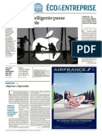 Le Monde Eco entreprise 10-03-2015