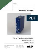ProductManual_ARS_310_5_10_V2p3