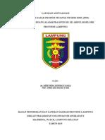 1. COVER Laporan Aktualisasi Dokter Umum Rumah Sakit