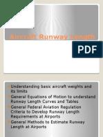 Aircraft Runway Length