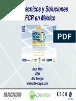 Retos Tecnicos y Soluciones Relacionados a Sfvcr Mexico