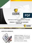 Módulo I - Gestión de Contratos Laborales.ppt