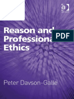 Reason and Professional Ethics