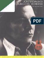 Antonio Carlos Jobim- (Partitura e Tablatura) (Songbook)