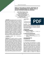 Informe Microcontroladores II. Timers