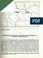 05 1960 Zdravko Marić Praistorijski Nalazi i Lokaliteti Iz Triješnice i Dvorova Kod Bijeljine