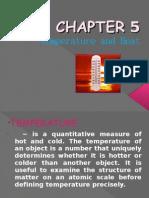 heat n temperature