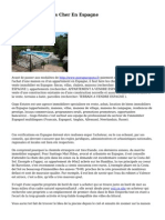 Acheter Maison Pas Cher En Espagne