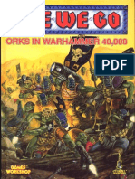 Warhammer 40k [Codex] Orks - 'Ere We Go Rogue Trader Era