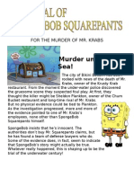 SpongeBob SquarePants Activity
